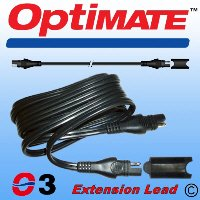 Product image of Optimate 4.6m Extension Cable