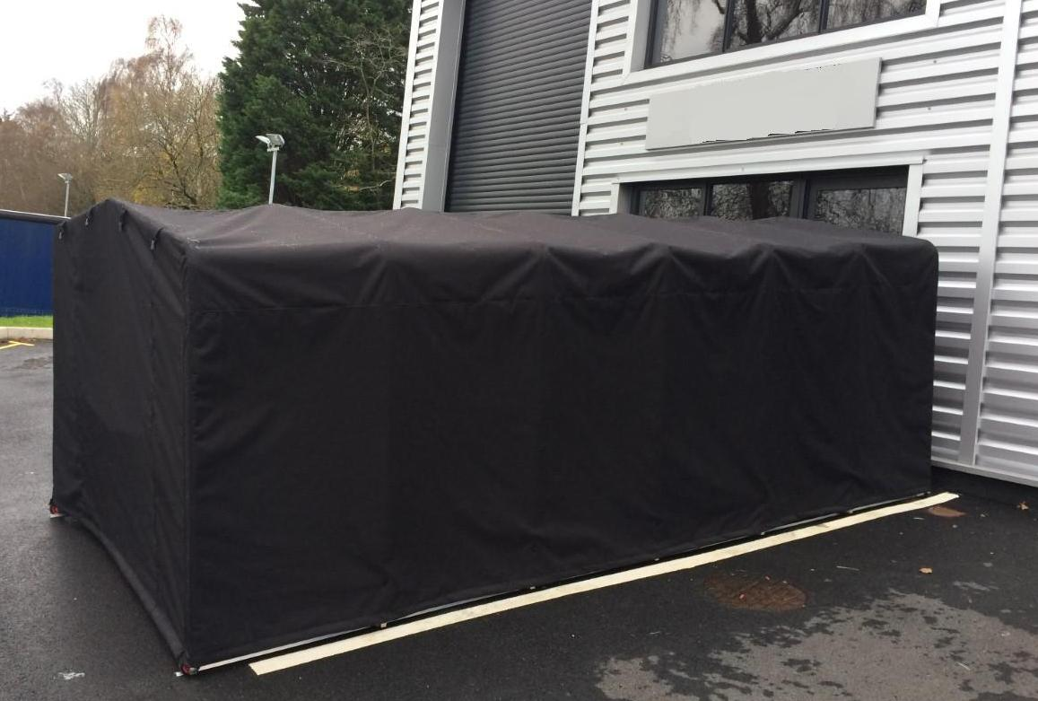 Rollout Car Covers