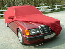 Mercedes covers